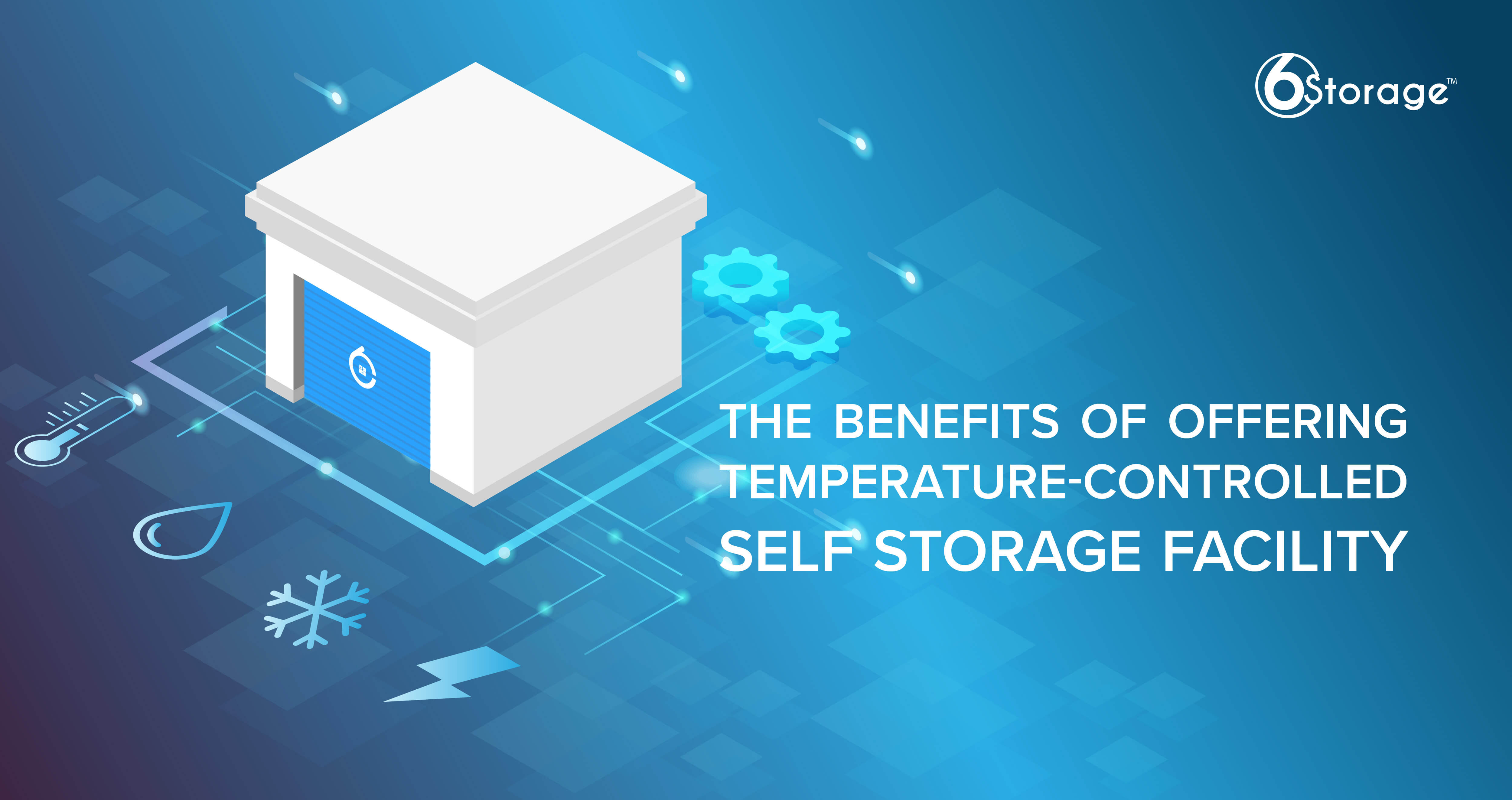 Benefits of providing temperature controlled storages