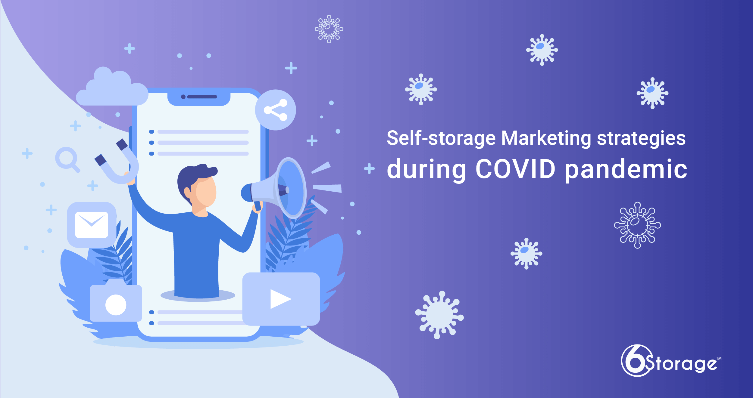 Self-storage Marketing strategies during COVID pandemic